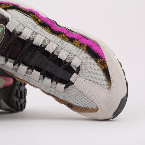 женские разноцветные  кроссовки nike wmns air max 95 prm CZ8102-001 - цена, описание, фото 7