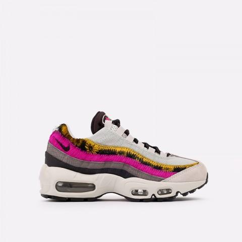 женские разноцветные  кроссовки nike wmns air max 95 prm CZ8102-001 - цена, описание, фото 1