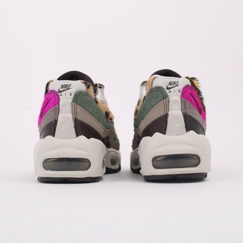 женские разноцветные  кроссовки nike wmns air max 95 prm CZ8102-001 - цена, описание, фото 3