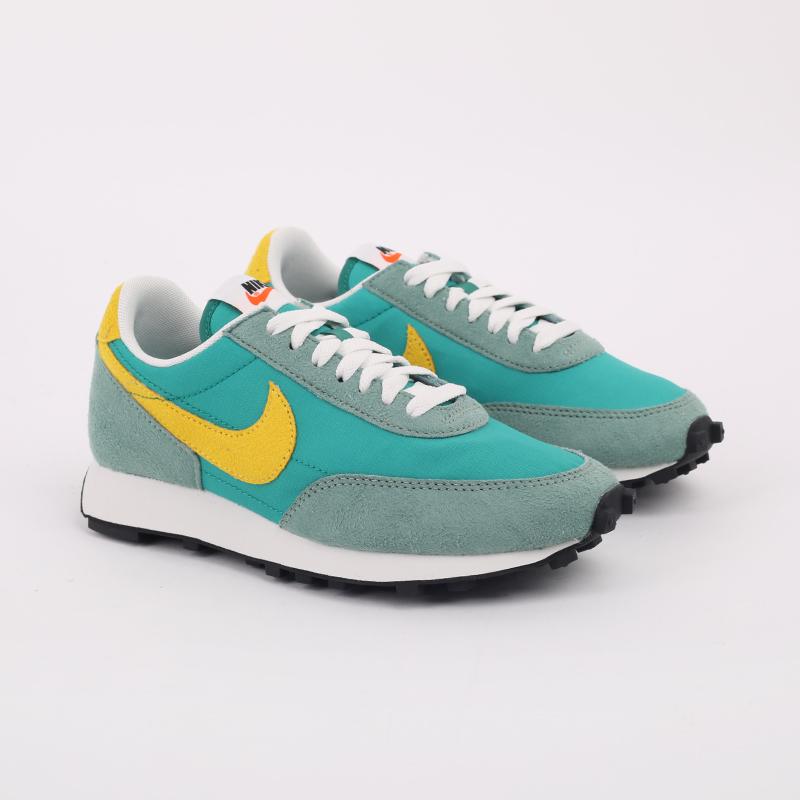 зелёные  кроссовки nike dbreak sp DA0824-300 - цена, описание, фото 2