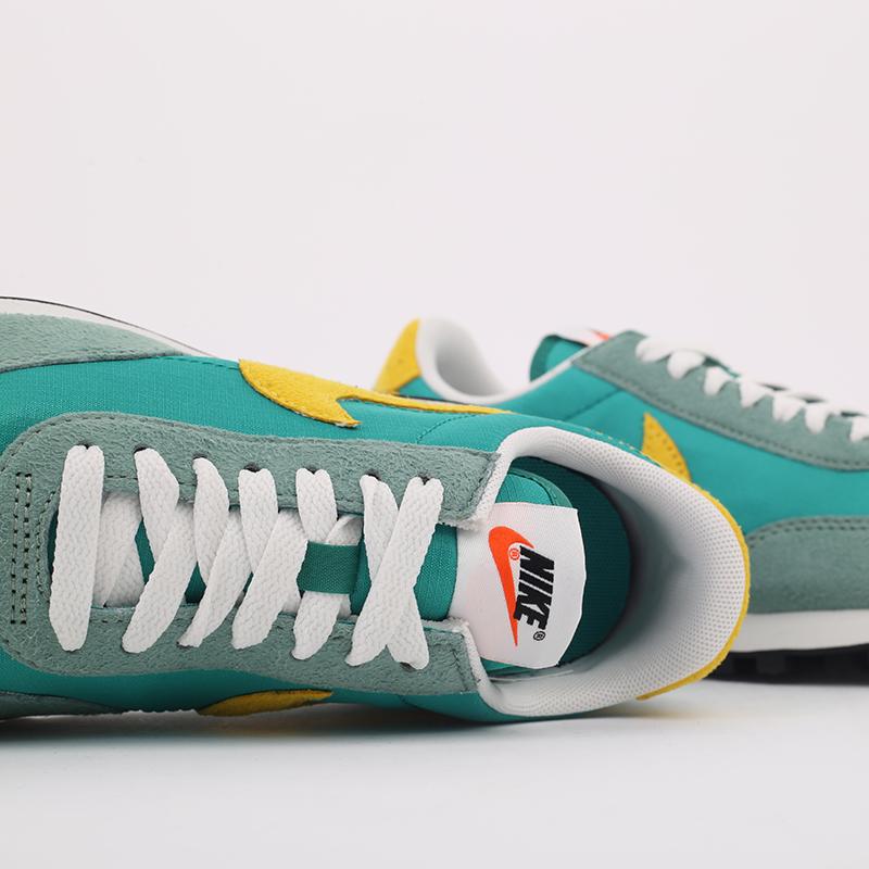зелёные  кроссовки nike dbreak sp DA0824-300 - цена, описание, фото 7