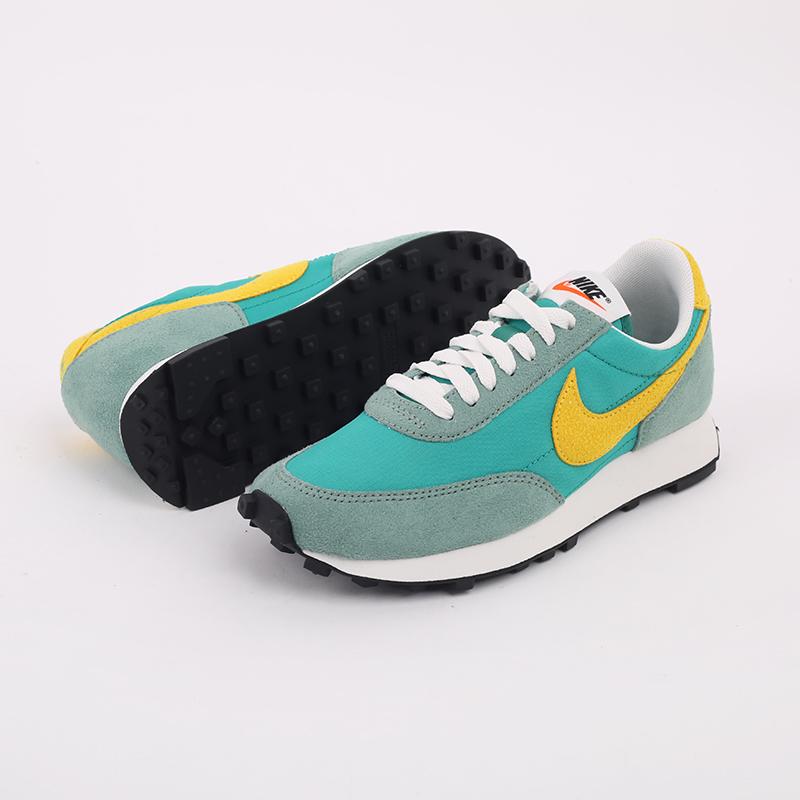 зелёные  кроссовки nike dbreak sp DA0824-300 - цена, описание, фото 6