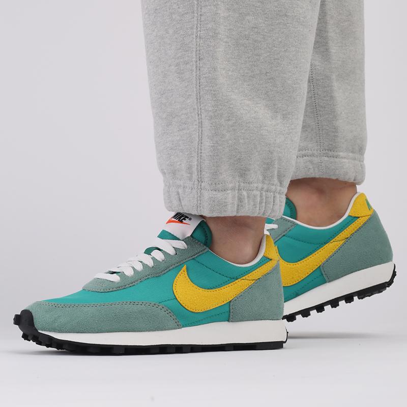 зелёные  кроссовки nike dbreak sp DA0824-300 - цена, описание, фото 8