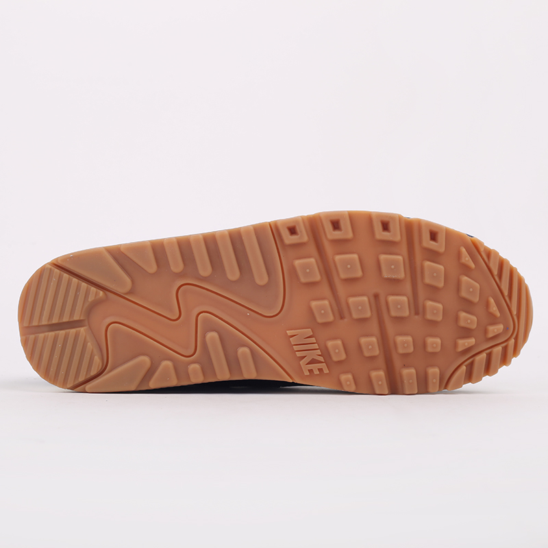 мужские синие  кроссовки nike air max 90 prm CJ0611-102 - цена, описание, фото 8
