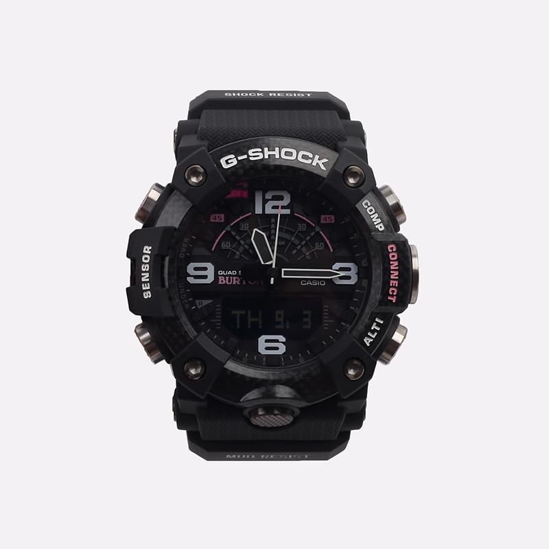 чёрные  часы casio x burton GG-B100BTN-1AER - цена, описание, фото 1