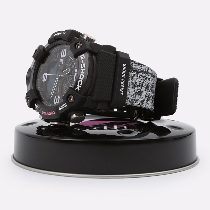 чёрные  часы casio x burton GG-B100BTN-1AER - цена, описание, фото 3