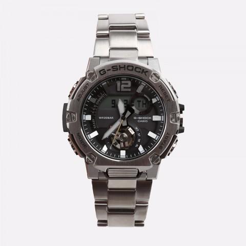 серебряные  часы casio b300sd GST-B300SD-1AER - цена, описание, фото 1