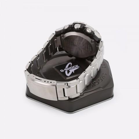 серебряные  часы casio b300sd GST-B300SD-1AER - цена, описание, фото 2