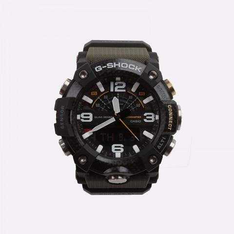 зелёные  часы casio b100 GG-B100-1A3ER - цена, описание, фото 1