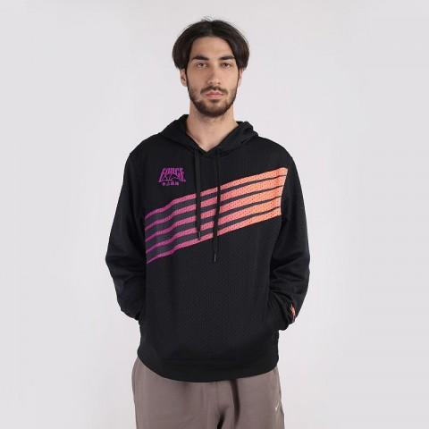 мужскую черную  толстовка nike kma basketball hoodie CK6388-010 - цена, описание, фото 1