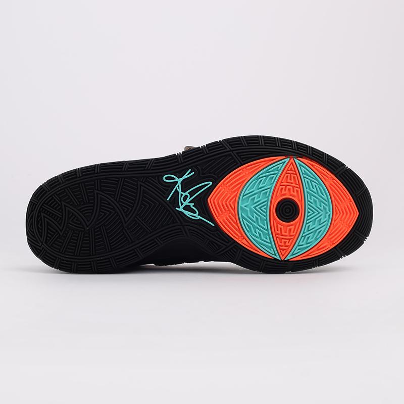 мужские черные  кроссовки nike kyrie 6 BQ4630-006 - цена, описание, фото 4