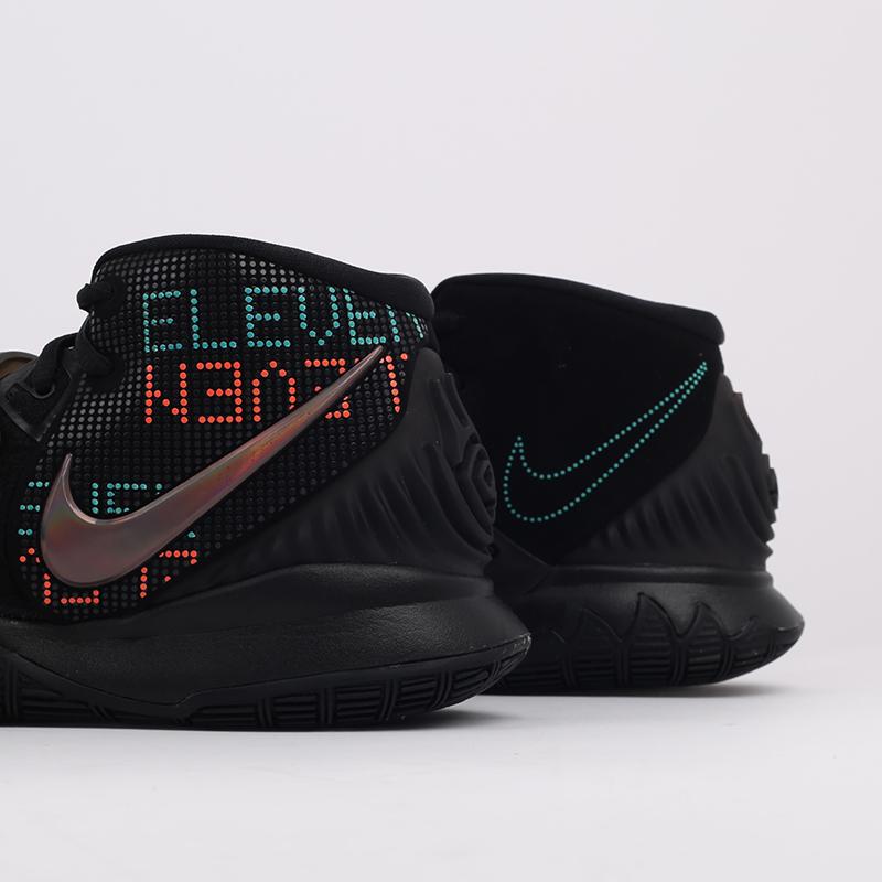 мужские черные  кроссовки nike kyrie 6 BQ4630-006 - цена, описание, фото 8