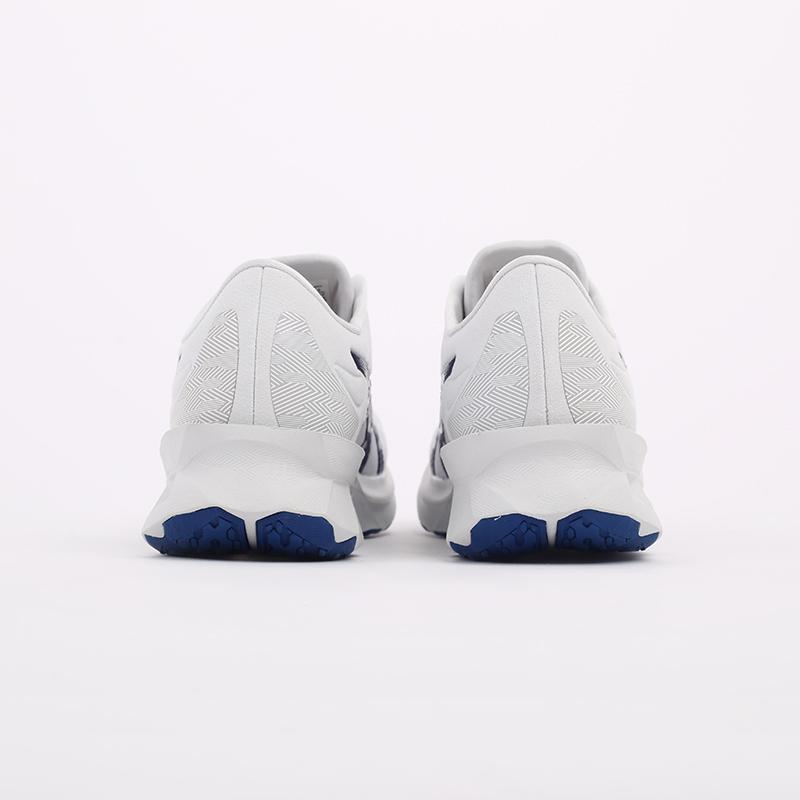 мужские белые  кроссовки asics novablast sps 1201A032-020 - цена, описание, фото 3