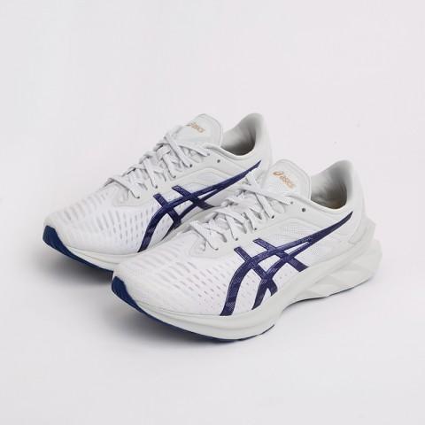 мужские белые  кроссовки asics novablast sps 1201A032-020 - цена, описание, фото 7