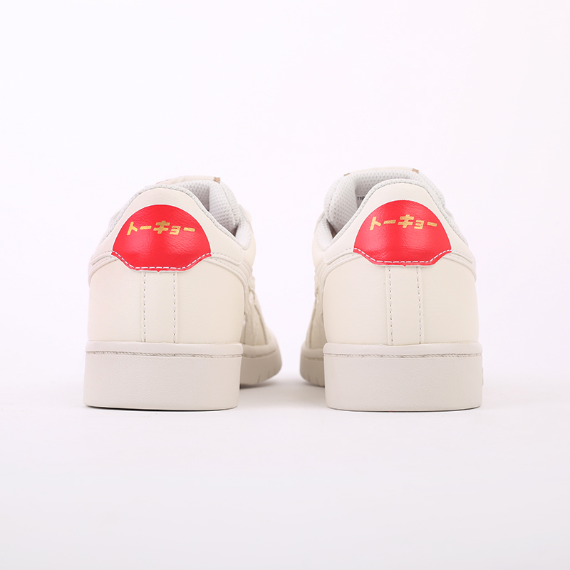 женские бежевые  кроссовки asics japan s 1191A354-103 - цена, описание, фото 3