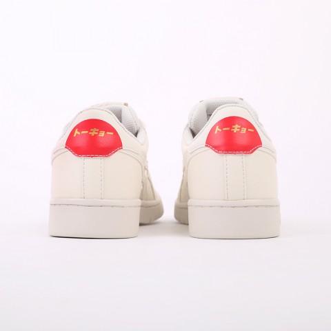 мужские бежевые  кроссовки asics japan s 1191A354-103 - цена, описание, фото 3