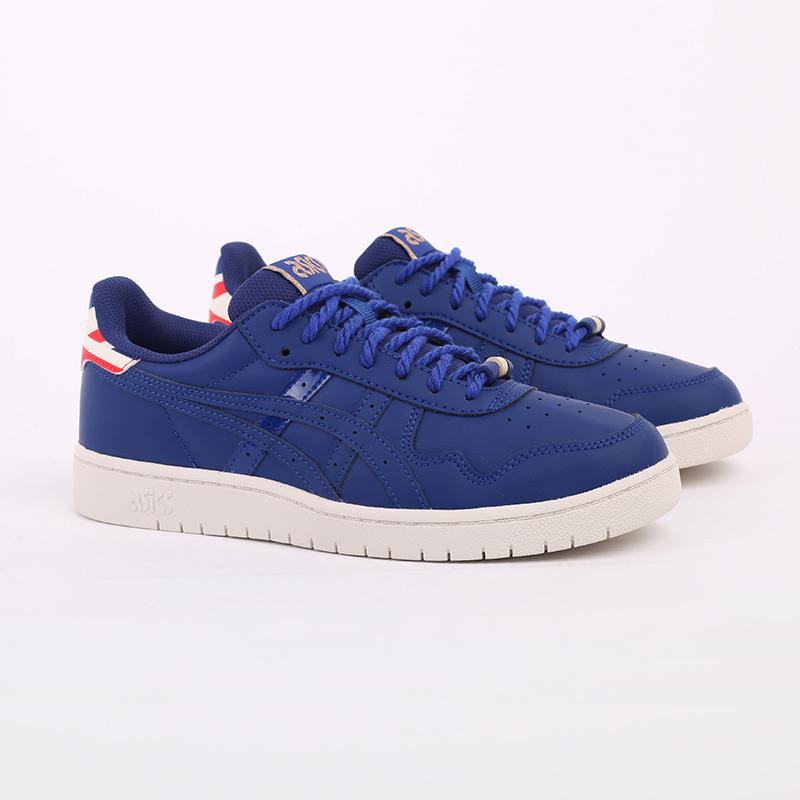 мужские синие  кроссовки asics japan s 1191A354-407 - цена, описание, фото 2
