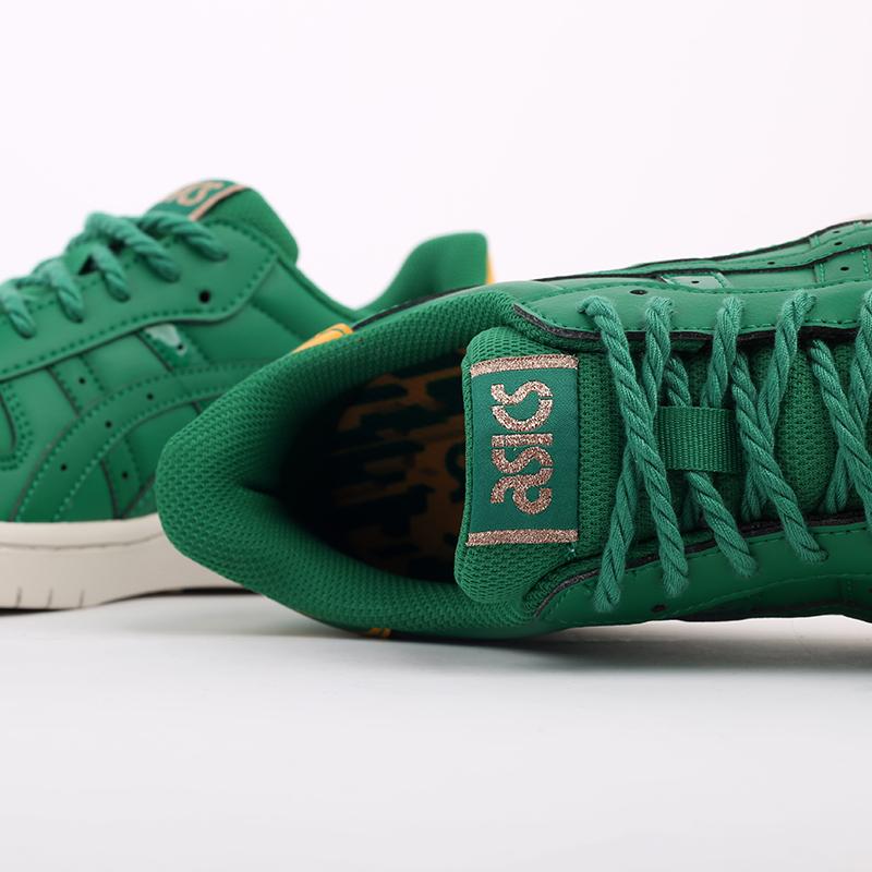 мужские зелёные  кроссовки asics japan s 1191A354-302 - цена, описание, фото 6