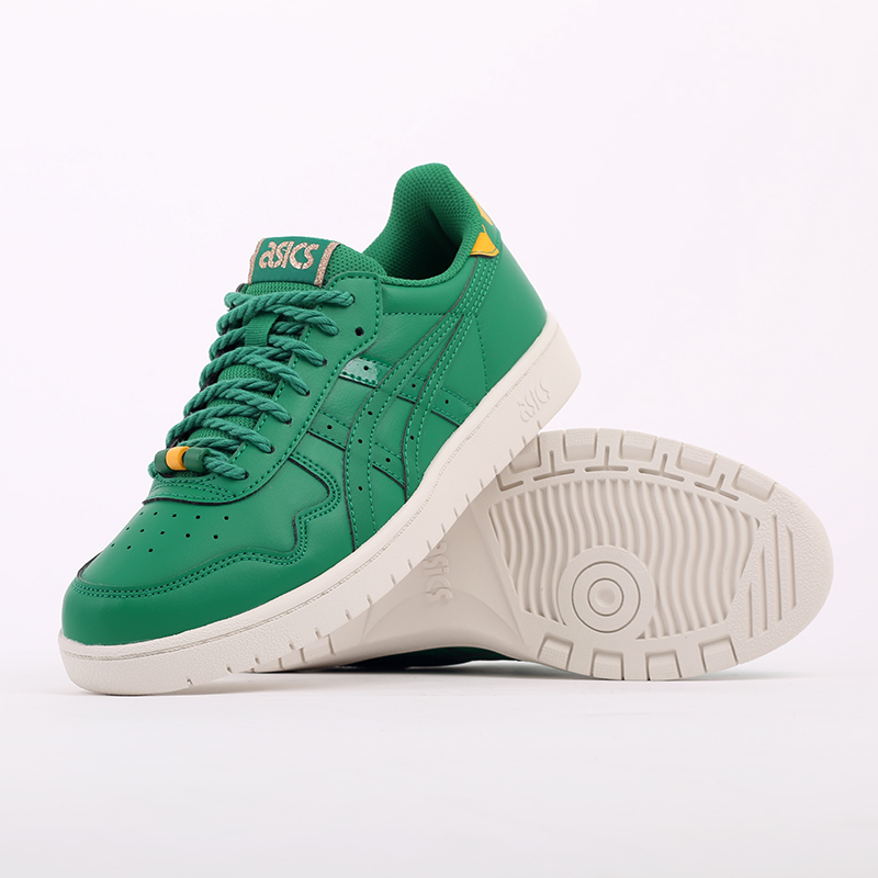 мужские зелёные  кроссовки asics japan s 1191A354-302 - цена, описание, фото 8