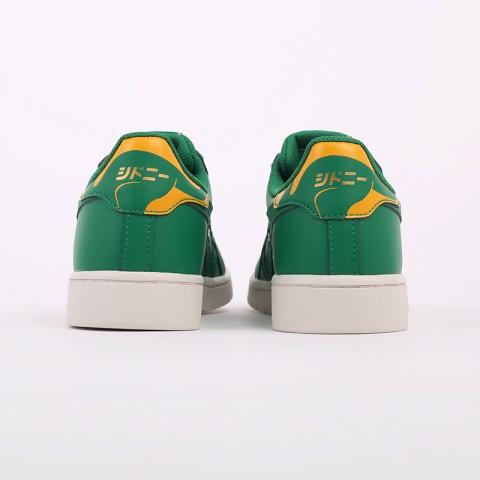 мужские зелёные  кроссовки asics japan s 1191A354-302 - цена, описание, фото 3