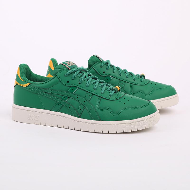 мужские зелёные  кроссовки asics japan s 1191A354-302 - цена, описание, фото 2