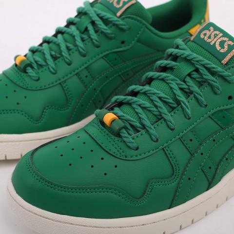 мужские зелёные  кроссовки asics japan s 1191A354-302 - цена, описание, фото 5