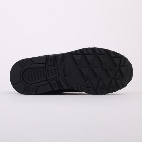 мужские черные, серые  кроссовки saucony shadow 5000 S7040431 - цена, описание, фото 6