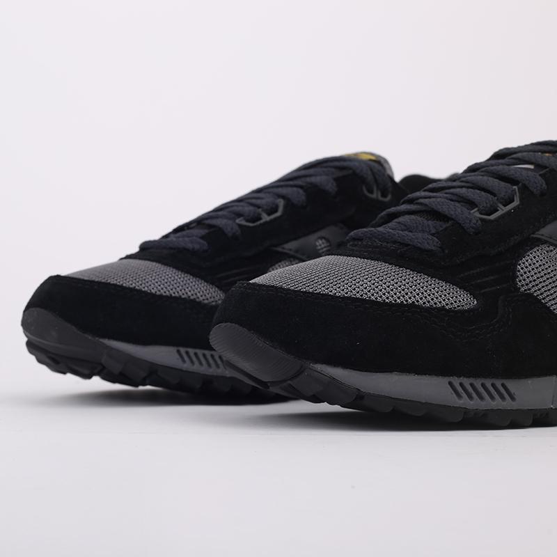 мужские черные, серые  кроссовки saucony shadow 5000 S7040431 - цена, описание, фото 3