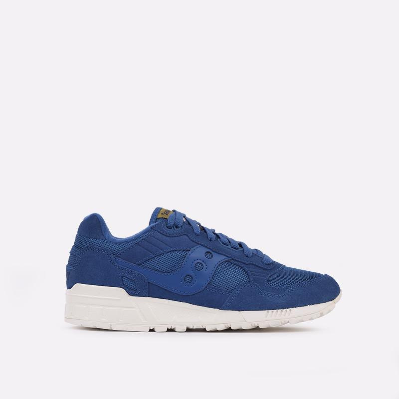 мужские синие  кроссовки saucony shadow 5000 S7040432 - цена, описание, фото 1