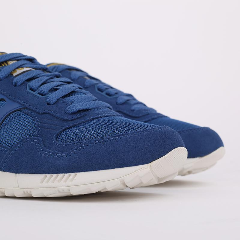 мужские синие  кроссовки saucony shadow 5000 S7040432 - цена, описание, фото 3