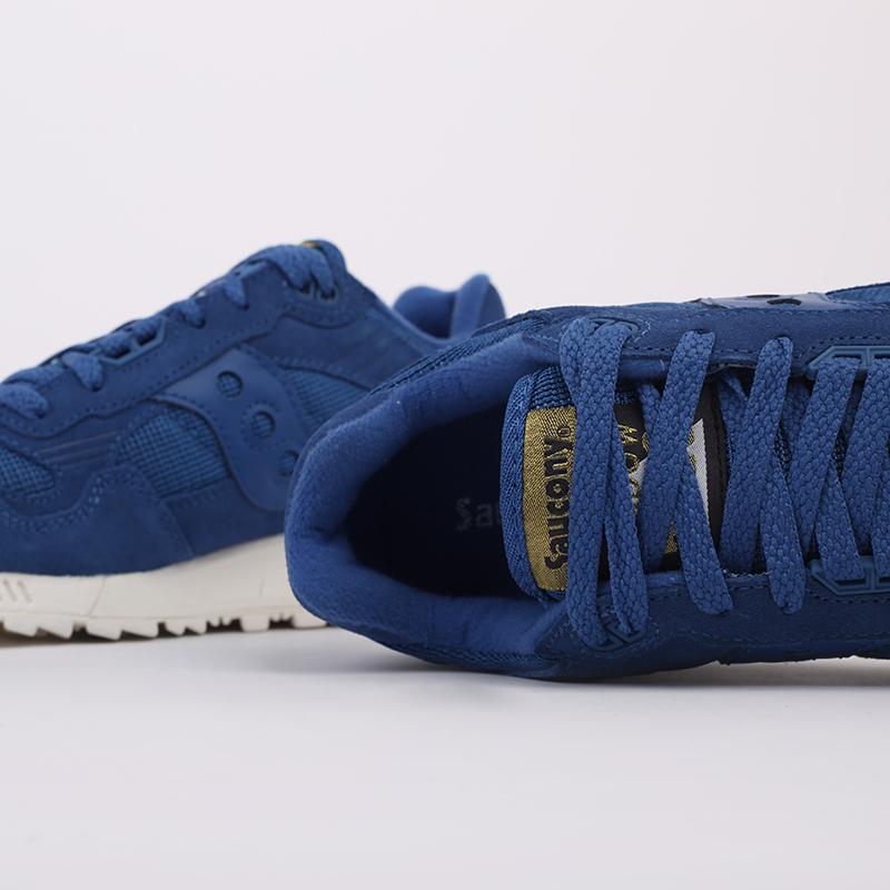 мужские синие  кроссовки saucony shadow 5000 S7040432 - цена, описание, фото 7