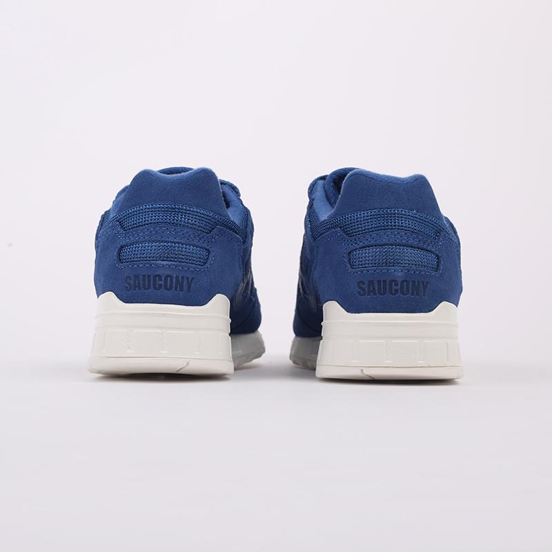 мужские синие  кроссовки saucony shadow 5000 S7040432 - цена, описание, фото 4
