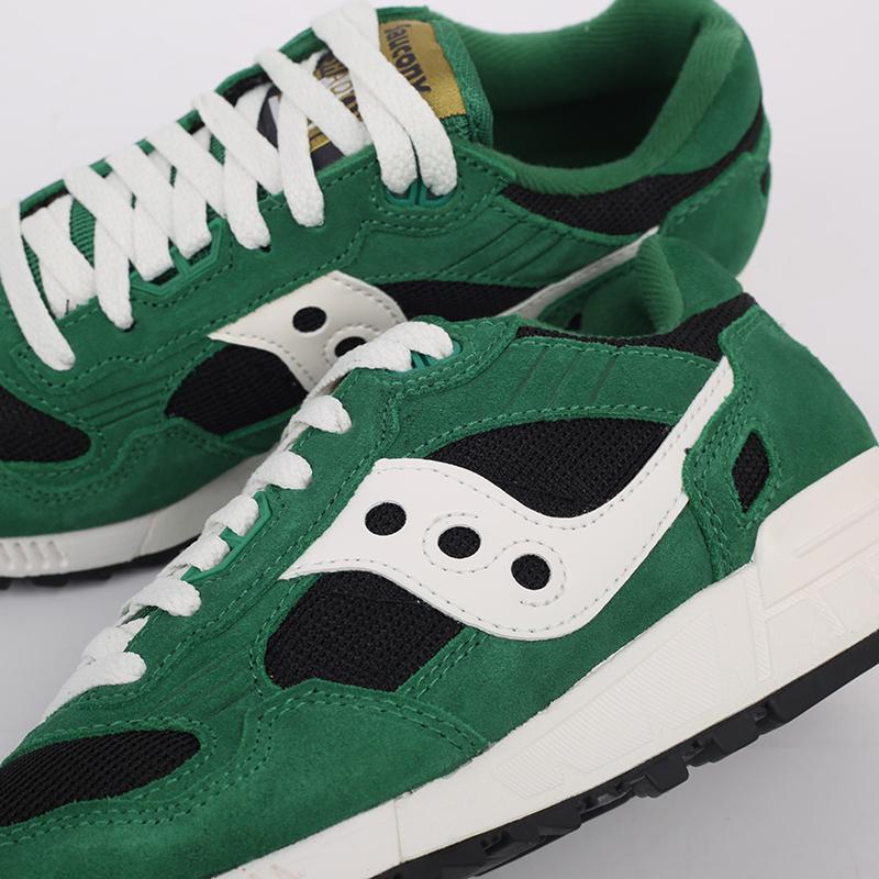 мужские зелёные  кроссовки saucony shadow 5000 S7040428 - цена, описание, фото 6