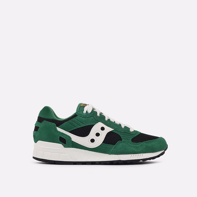 мужские зелёные  кроссовки saucony shadow 5000 S7040428 - цена, описание, фото 1