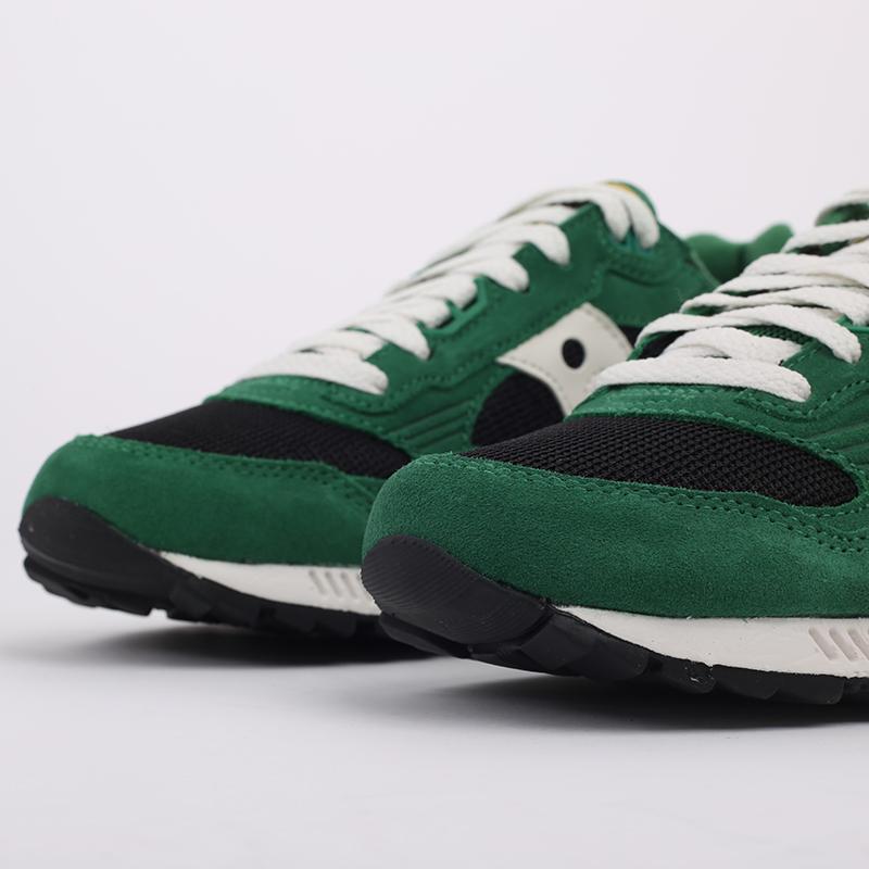 мужские зелёные  кроссовки saucony shadow 5000 S7040428 - цена, описание, фото 3