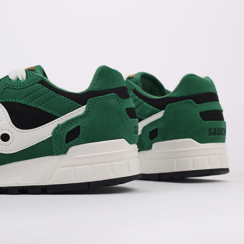 мужские зелёные  кроссовки saucony shadow 5000 S7040428 - цена, описание, фото 4