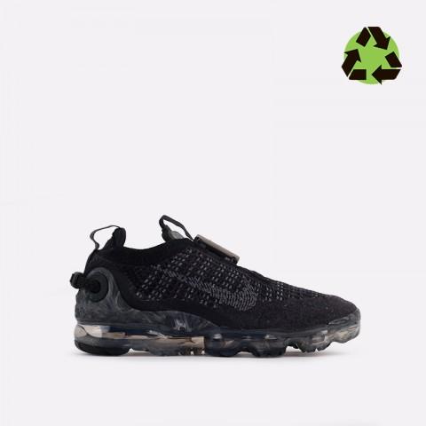 мужские черные  кроссовки nike air vapormax 2020fk CJ6740-002 - цена, описание, фото 1