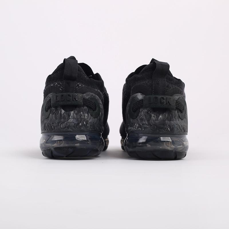 мужские черные  кроссовки nike air vapormax 2020fk CJ6740-002 - цена, описание, фото 3