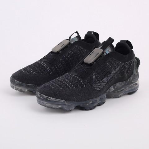 мужские черные  кроссовки nike air vapormax 2020fk CJ6740-002 - цена, описание, фото 8