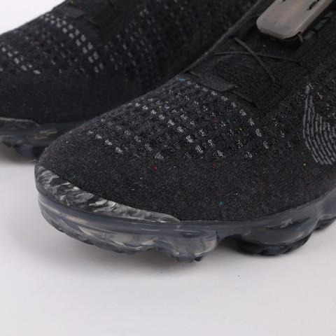мужские черные  кроссовки nike air vapormax 2020fk CJ6740-002 - цена, описание, фото 7