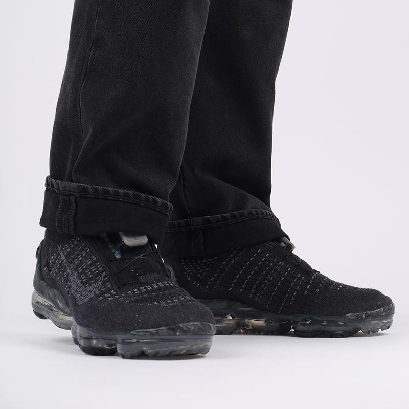мужские черные  кроссовки nike air vapormax 2020fk CJ6740-002 - цена, описание, фото 9