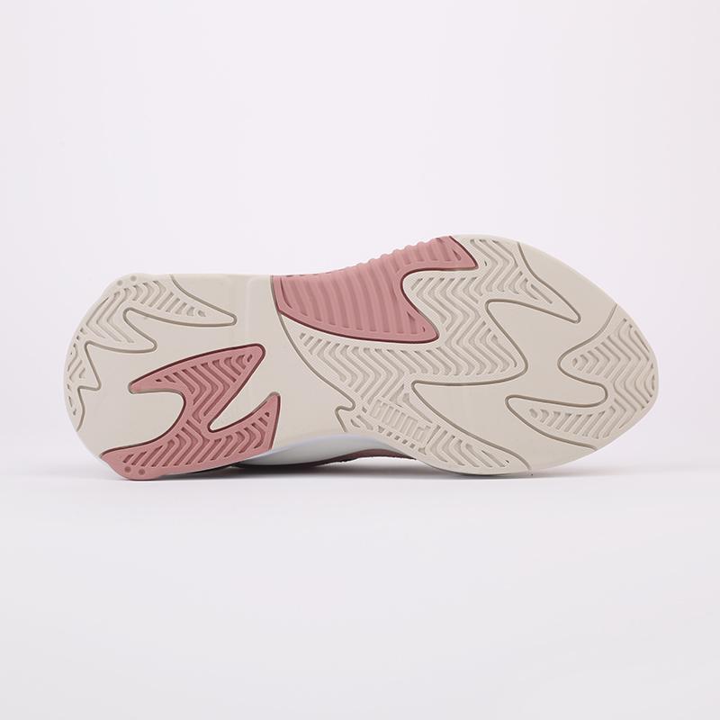 женские белые  кроссовки puma rs-2k soft metal wn's 37466601 - цена, описание, фото 5