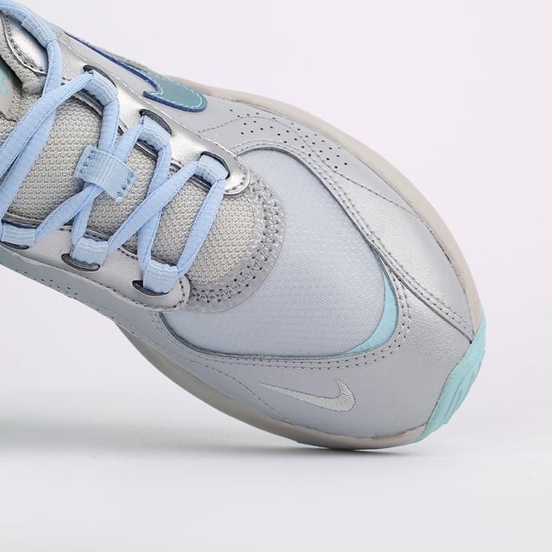 женские серые  кроссовки nike wmns air max verona DA4296-001 - цена, описание, фото 6