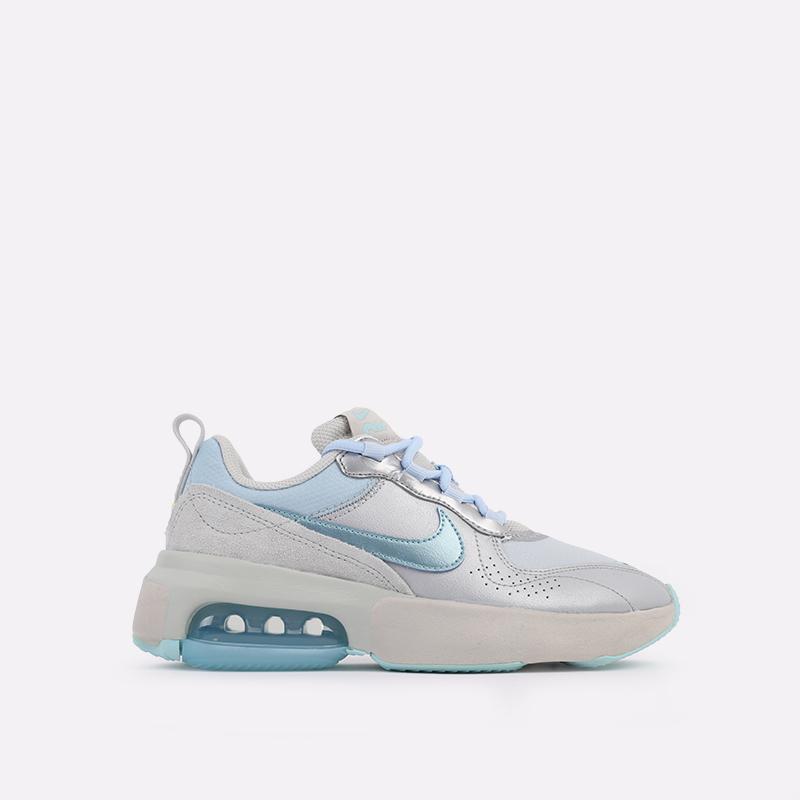 женские серые  кроссовки nike wmns air max verona DA4296-001 - цена, описание, фото 1
