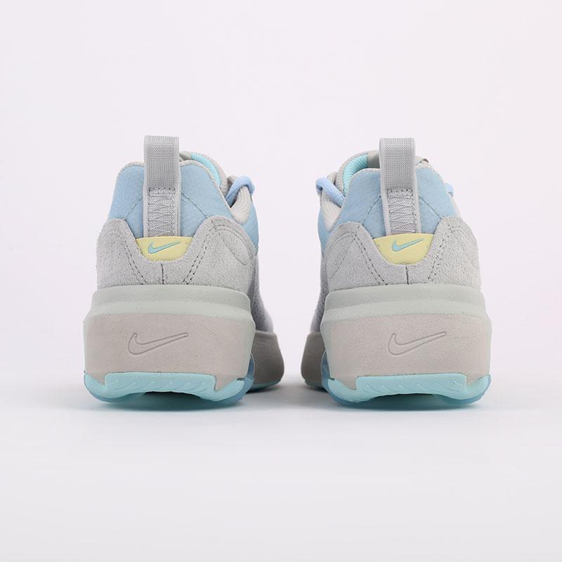 женские серые  кроссовки nike wmns air max verona DA4296-001 - цена, описание, фото 3