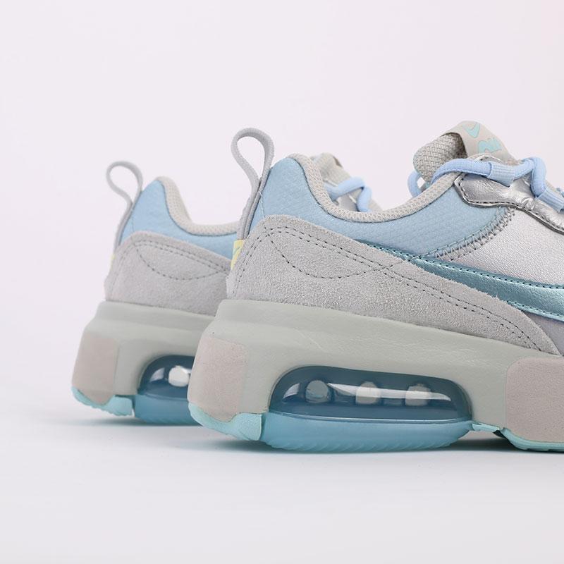 женские серые  кроссовки nike wmns air max verona DA4296-001 - цена, описание, фото 4
