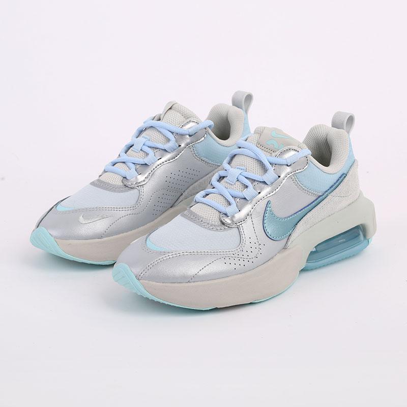 женские серые  кроссовки nike wmns air max verona DA4296-001 - цена, описание, фото 5