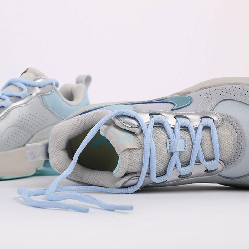 женские серые  кроссовки nike wmns air max verona DA4296-001 - цена, описание, фото 7
