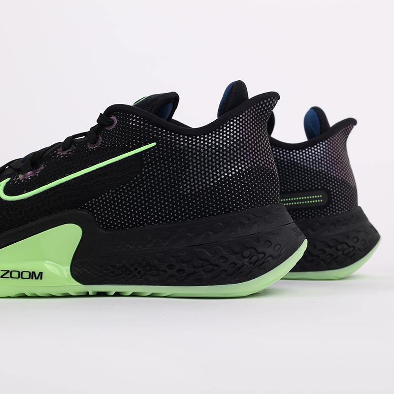 мужские черные  кроссовки nike air zoom bb nxt CK5707-001 - цена, описание, фото 6