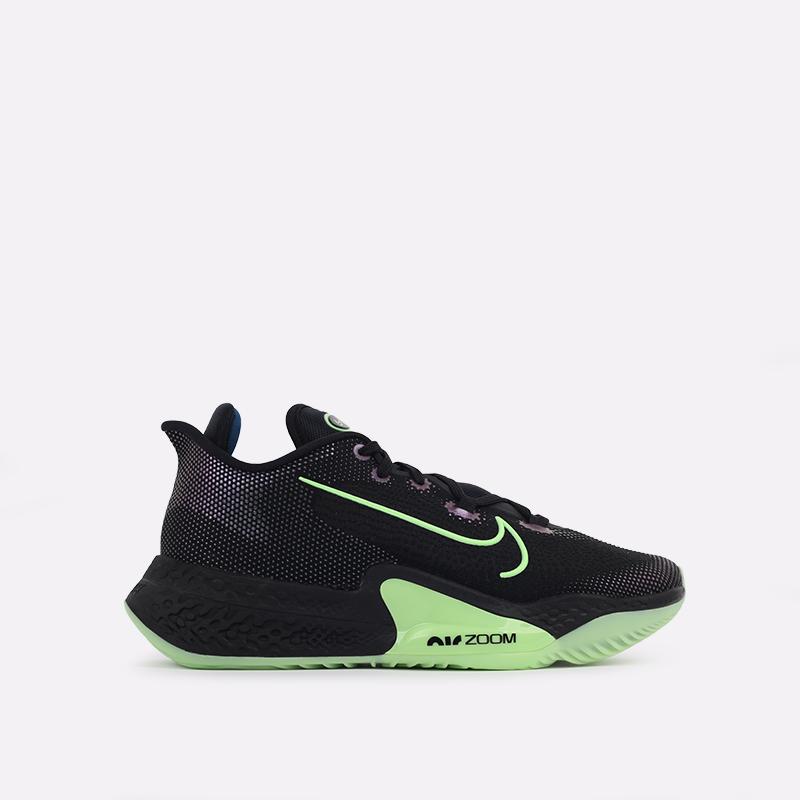 мужские черные  кроссовки nike air zoom bb nxt CK5707-001 - цена, описание, фото 1